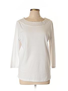 Lauren by Ralph Lauren 3/4 Sleeve Top Size 1X (Plus)