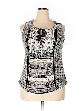 Style&Co Sleeveless Top Size 1X (Plus)