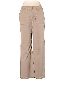 Gloria Vanderbilt Khakis Size 8 (Petite)
