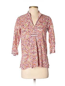 Anokhi 3/4 Sleeve Blouse Size S