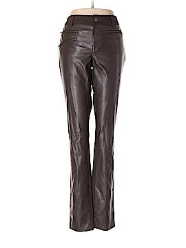 INC International Concepts Faux Leather Pants Size 8