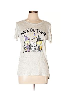 Peanuts Short Sleeve T-Shirt Size L