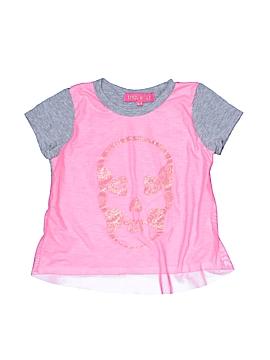 Me. n .u Short Sleeve Top Size 4 - 5