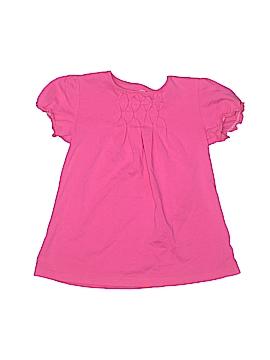 J. Khaki Short Sleeve Top Size 6