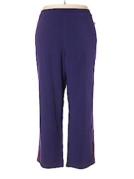 Liz & Me for Catherines Sweatpants Size 2X (Plus)