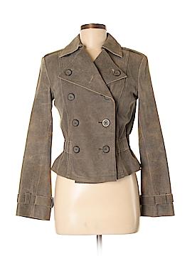 Express Leather Jacket Size 4