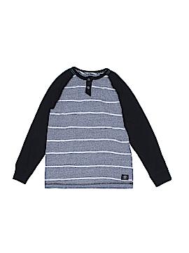 Shaun White Long Sleeve Henley Size 8 - 10