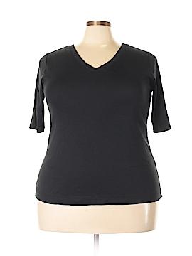 J.jill Short Sleeve T-Shirt Size 1X (Plus)
