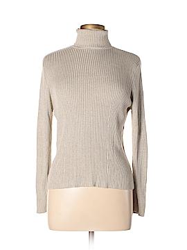 Valerie by Valerie Stevens Long Sleeve Silk Top Size XL