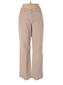 L-RL Lauren Active Ralph Lauren Khakis Size 10