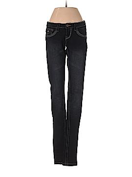 Royal Blue Jeans Size 1