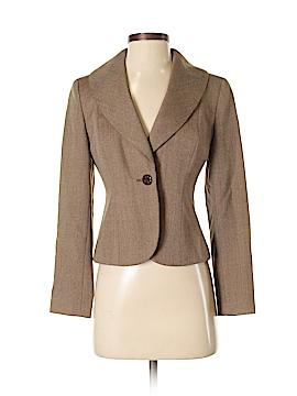 Ann Taylor LOFT Outlet Wool Blazer Size 2 (Petite)