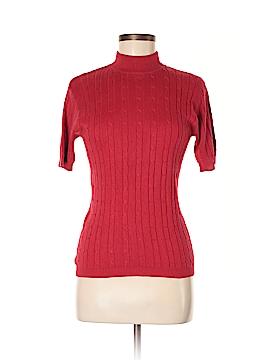 Harve Benard Turtleneck Sweater Size M