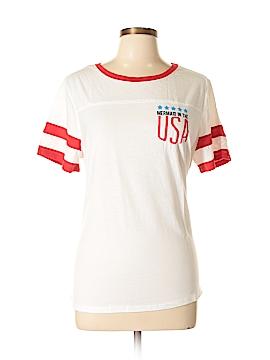 Arizona Jean Company Short Sleeve T-Shirt Size 0X (Plus)