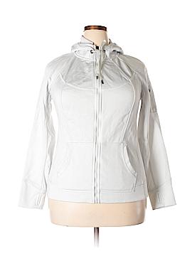 Tangerine Track Jacket Size XXL