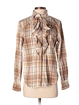 Ralph Lauren Long Sleeve Button-Down Shirt Size M
