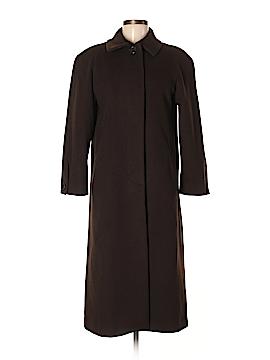 Liz Claiborne Wool Coat Size 4 (Petite)