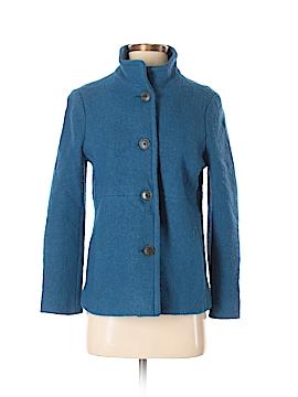 Lands' End Wool Blazer Size 4 (Petite)