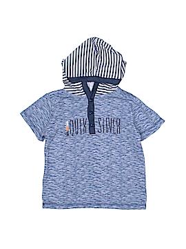 Quiksilver Short Sleeve Henley Size 24 mo
