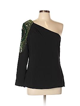 Trina Turk Long Sleeve Blouse Size 10