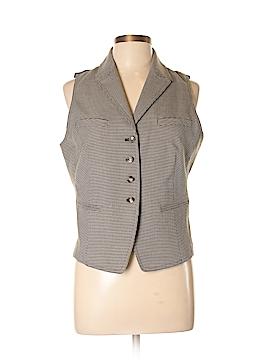 Evan Picone Tuxedo Vest Size 10