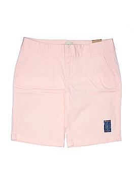 G.H. Bass & Co. Khaki Shorts Size 6