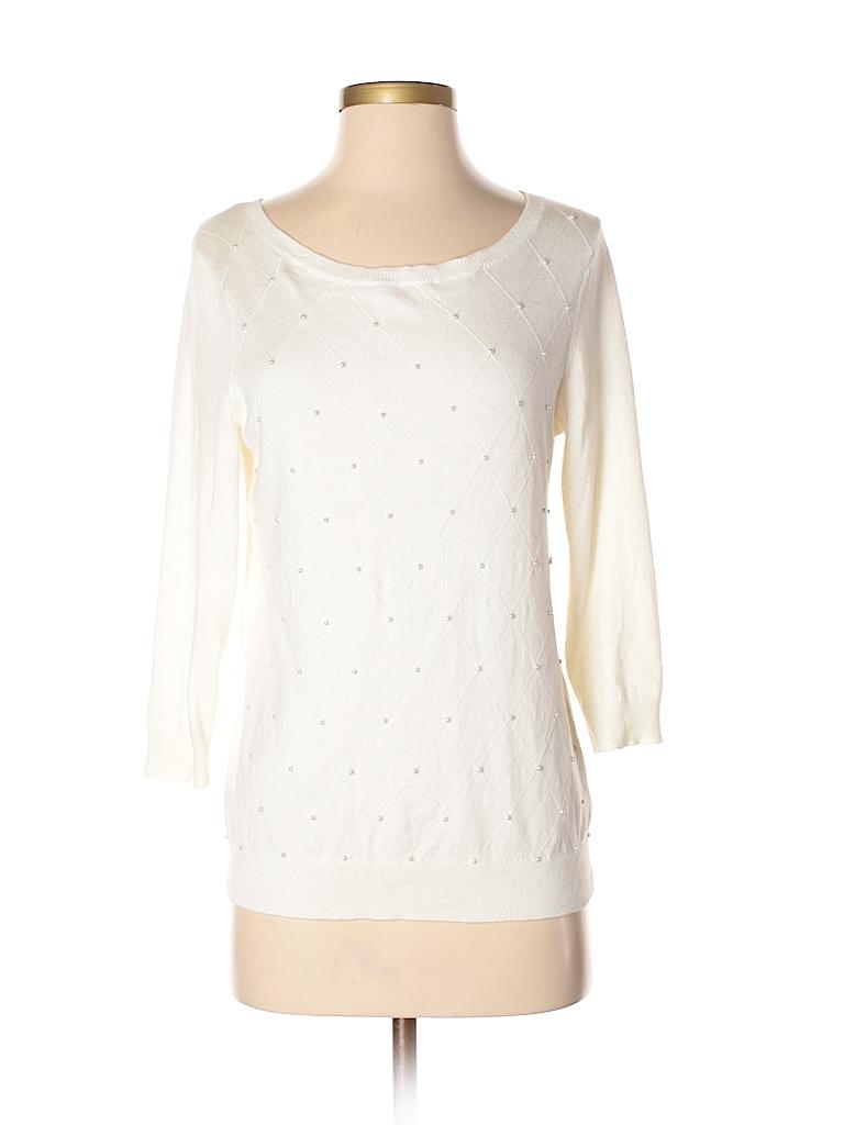 Elle Women Pullover Sweater Size S