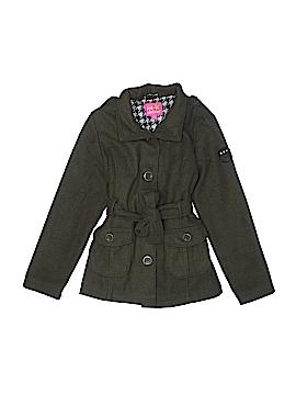 Pink Platinum Coat Size 10 - 12