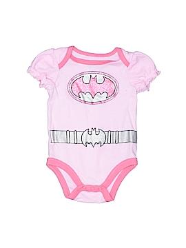 Batman Short Sleeve Onesie Size 0-3 mo