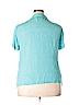 DressBarn Women Short Sleeve Blouse Size 14