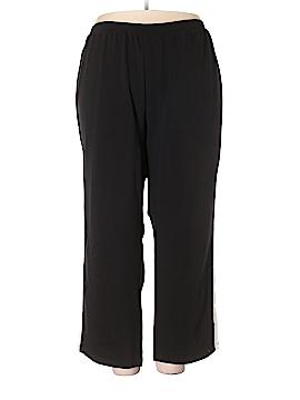 Liz & Me for Catherines Sweatpants Size 4X (Plus)