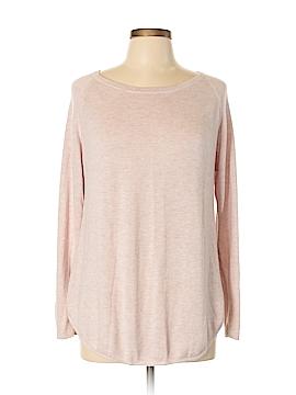 Joan Vass Pullover Sweater Size L