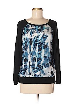 Como Black Sweatshirt Size M