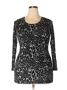 Calessa Pullover Sweater Size L
