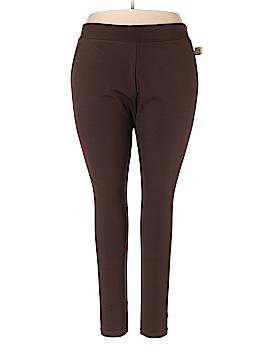 Catherines Leggings Size 2XW Petite (Plus)