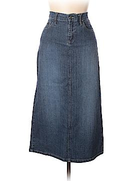 Squeeze Denim Skirt Size 9 - 10