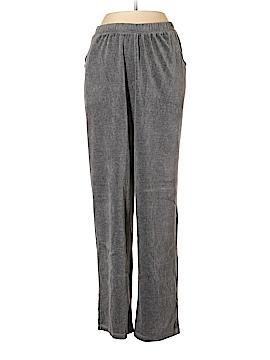 Catherines Velour Pants Size 0X (Plus)