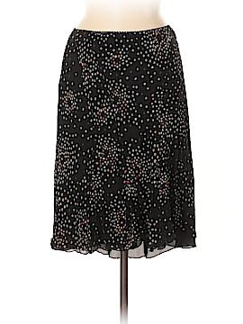 Alfani Silk Skirt Size 6 (Petite)