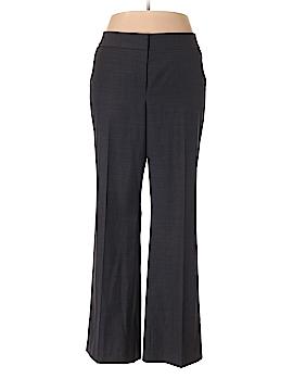 Classiques Entier Wool Pants Size 18 (Plus)