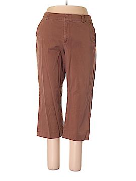 Coldwater Creek Khakis Size 14
