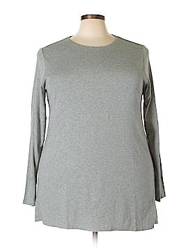Kenar Long Sleeve T-Shirt Size 3X (Plus)