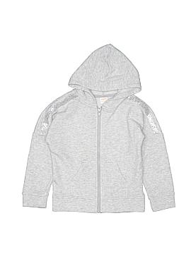 Gymboree Zip Up Hoodie Size 5 - 6