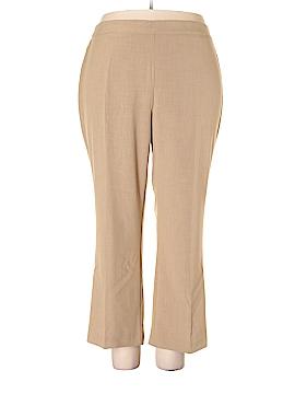 Catherines Dress Pants Size 1XW Petite (Plus)