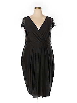 City Chic Cocktail Dress Size 22 Plus (L) (Plus)