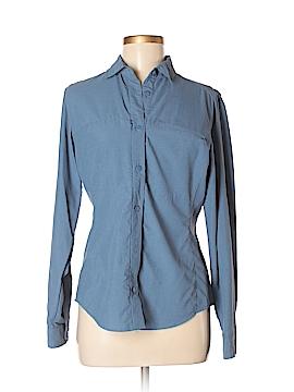REI Long Sleeve Blouse Size S