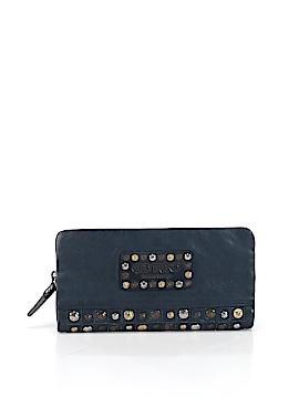 Modern Vintage Leather Wallet One Size