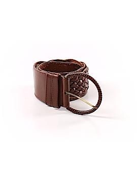 Barami Leather Belt Size Sm - Med