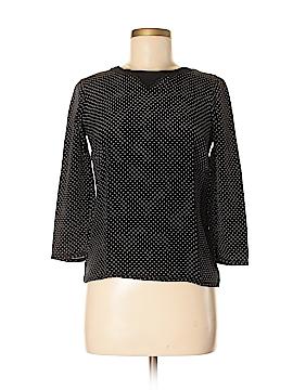 Madewell 3/4 Sleeve Silk Top Size XS