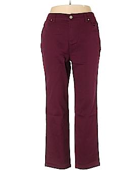 Catherines Jeans 24 Waist (Plus)