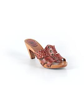 FRYE Mule/Clog Size 7 1/2